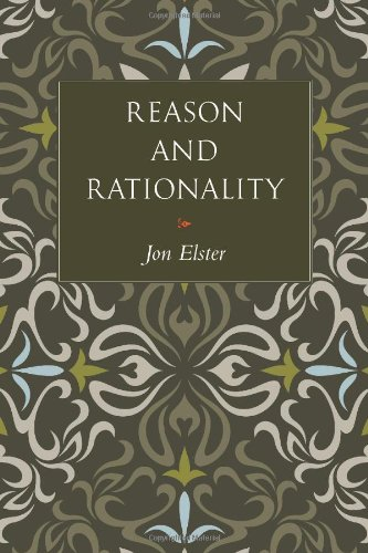 Reason and Rationality   2009 edition cover