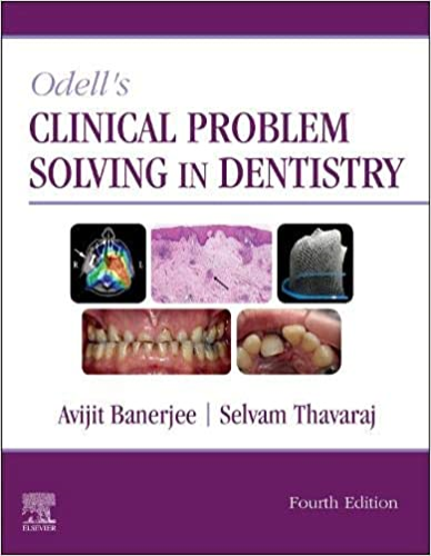 Cover art for Odell's Clinical Problem Solving in Dentistry, 4th Edition