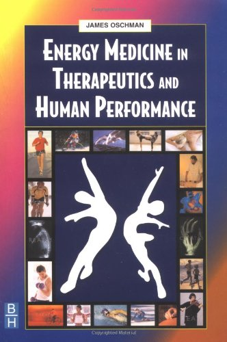 Energy Medicine in Therapeutics and Human Performance   2003 edition cover