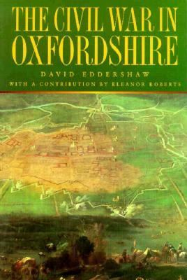 Civil War in Oxfordshire  1995 9780750906005 Front Cover