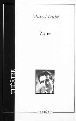 ZONE 1st edition cover