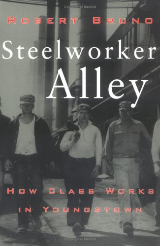 Steelworker Alley How Class Works in Youngstown N/A edition cover