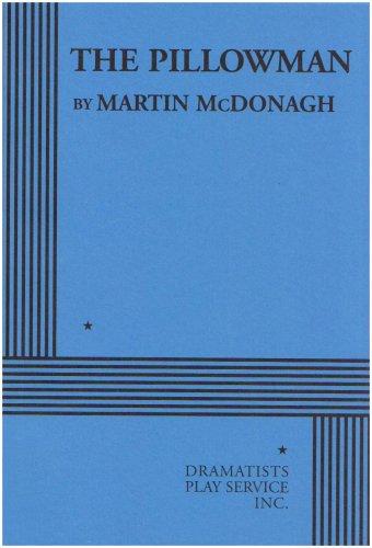 Pillowman  N/A edition cover