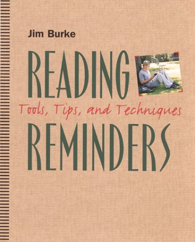 Reading Reminders Tools, Tips, and Techniques  2000 edition cover