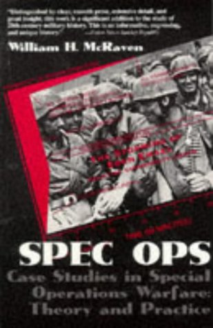 Spec Ops Case Studies in Special Operations Warfare: Theory and Practice N/A edition cover