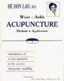 Wrist-Ankle Acupuncture : Methods and Applications N/A 9780965906005 Front Cover