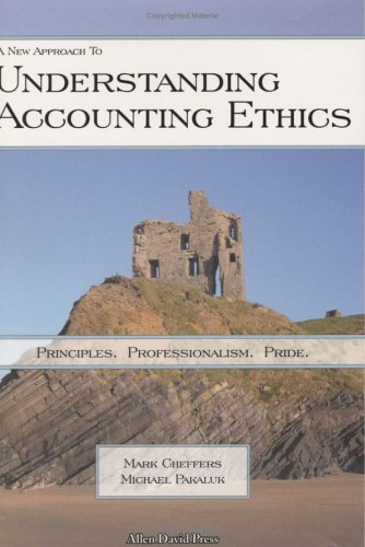 Understanding Accounting Ethics 1st 2005 9780976528005 Front Cover