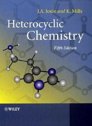 Heterocyclic Chemistry  5th 2010 edition cover