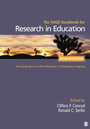 Research in Education Pursuing Ideas as the Keystone of Exemplary Inquiry 2nd 2011 edition cover
