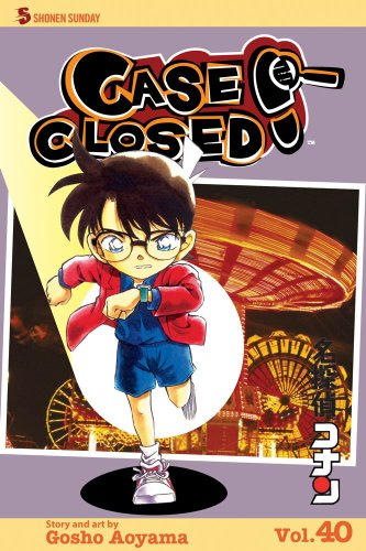 Case Closed, Vol. 40   2011 9781421535005 Front Cover
