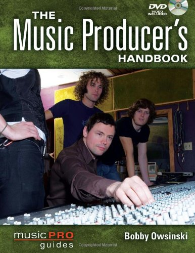 Music Producer's Handbook   2010 edition cover