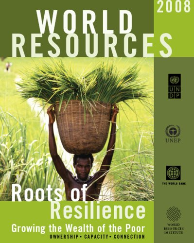World Resources 2006   2007 9781569736005 Front Cover