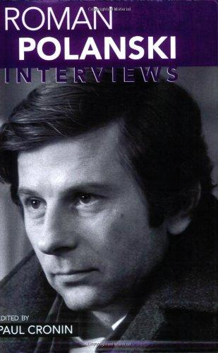 Roman Polanski Interviews  2005 edition cover