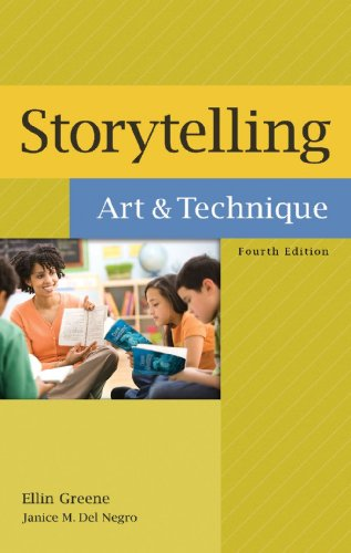 Storytelling Art and Technique 4th 2009 (Revised) edition cover