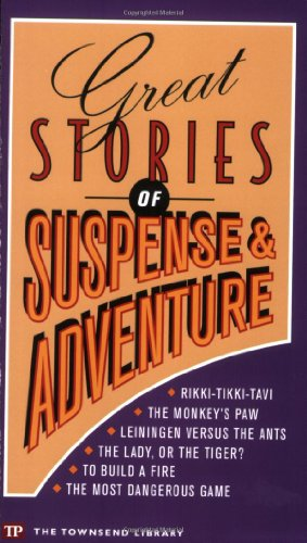 Great Stories of Suspense and Adventure   2003 edition cover