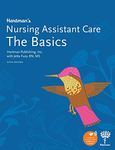 HARTMAN'S NURSING ASSISTANT CARE:BASIC  N/A 9781604251005 Front Cover