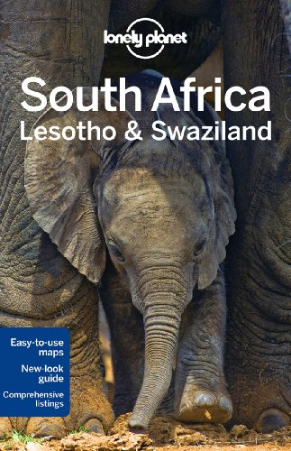 SOUTH AFRICA, LESOTHO AND SWAZILAND 9  9th 2012 (Revised) edition cover