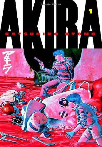 Akira Volume 1   2009 9781935429005 Front Cover