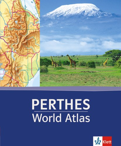 Perthes Klett World Atlas N/A edition cover