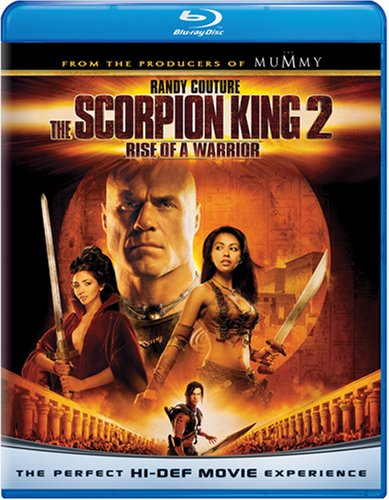 The Scorpion King 2: Rise of a Warrior [Blu-ray] System.Collections.Generic.List`1[System.String] artwork
