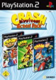 Crash Action Pack PlayStation2 artwork