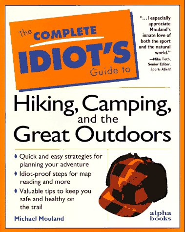 Hiking, Camping and the Great Outdoors   1996 edition cover
