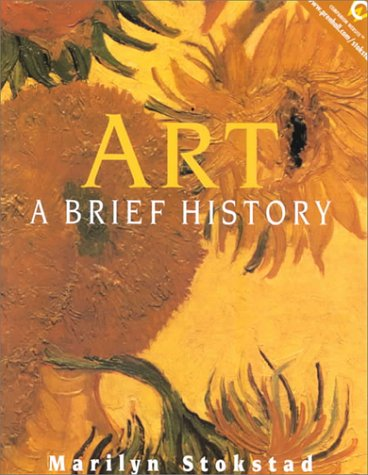 Art: A Brief History 1st 1999 edition cover