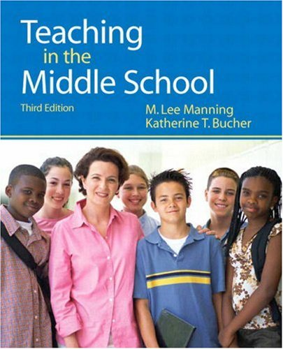 Teaching in the Middle School  3rd 2009 edition cover