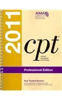 CPT 2011 Professional Edition   2011 9780132769006 Front Cover