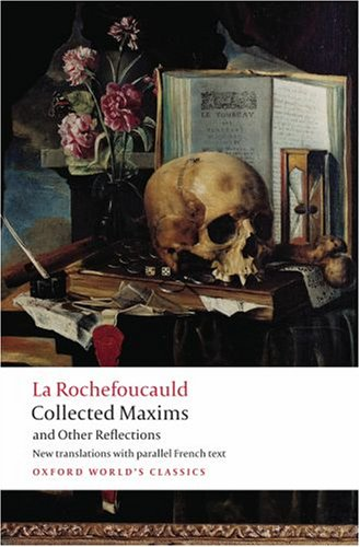 Collected Maxims and Other Reflections   2008 edition cover