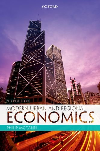 Modern Urban and Regional Economics  2nd 2012 edition cover
