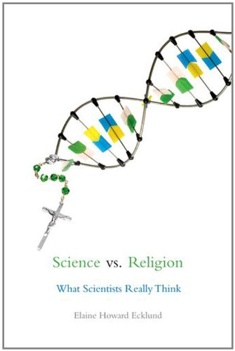 Science vs. Religion What Scientists Really Think  2013 edition cover