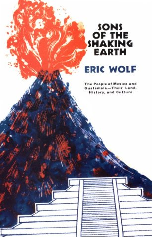 Sons of the Shaking Earth  Reprint 9780226905006 Front Cover