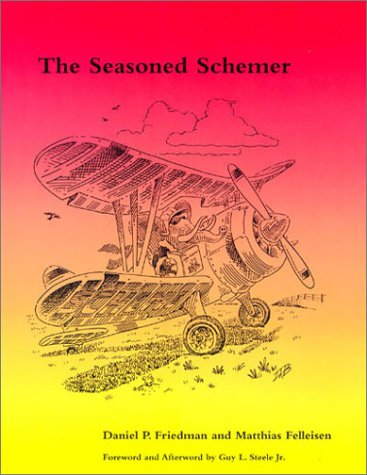 Seasoned Schemer   1996 edition cover