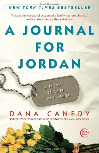 Journal for Jordan A Story of Love and Honor N/A edition cover