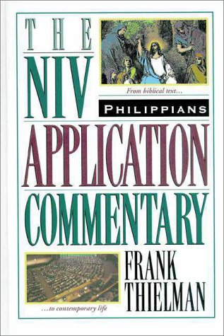 Philippians From Biblical Text... to Contemporary Life  1995 edition cover