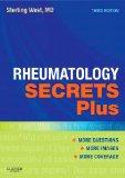 Rheumatology Secrets  3rd 2015 9780323037006 Front Cover