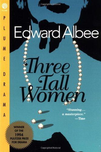 Three Tall Women  N/A 9780452274006 Front Cover