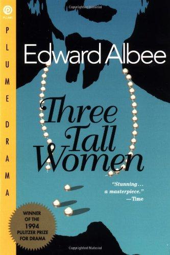 Three Tall Women  N/A edition cover