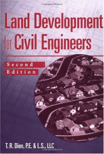 Land Development for Civil Engineers  2nd 2001 (Revised) 9780471435006 Front Cover