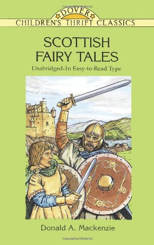 Scottish Fairy Tales   1997 9780486299006 Front Cover