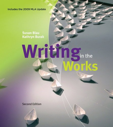 Writing in the Works 2009  2nd 2010 (Revised) 9780495802006 Front Cover