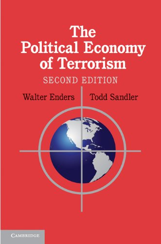 Political Economy of Terrorism  2nd 2011 (Revised) 9780521181006 Front Cover