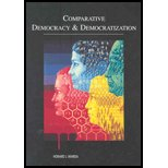 COMPARATIVE DEMOCRACY+DEMOC.>C 1st 9780534613006 Front Cover