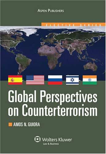 Global Perspective on Counterterrorism  N/A edition cover