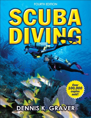 Scuba Diving  4th 2009 (Revised) edition cover