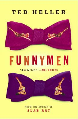 Funnymen A Novel  2003 9780743235006 Front Cover