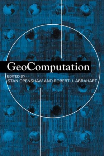 Geocomputation   2000 9780748409006 Front Cover