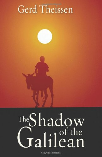 Shadow of the Galilean The Quest of the Historical Jesus in Narrative Form  2007 edition cover