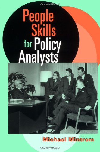 People Skills for Policy Analysts   2003 edition cover